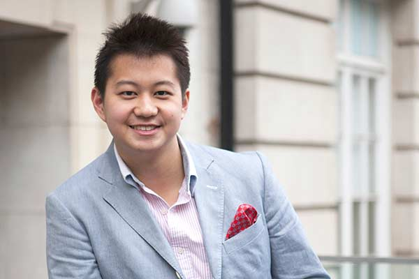 Bellerbys London Star Student Mark Lee